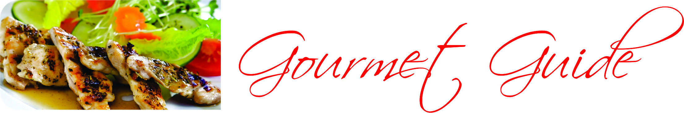 Gourmet Guide Header