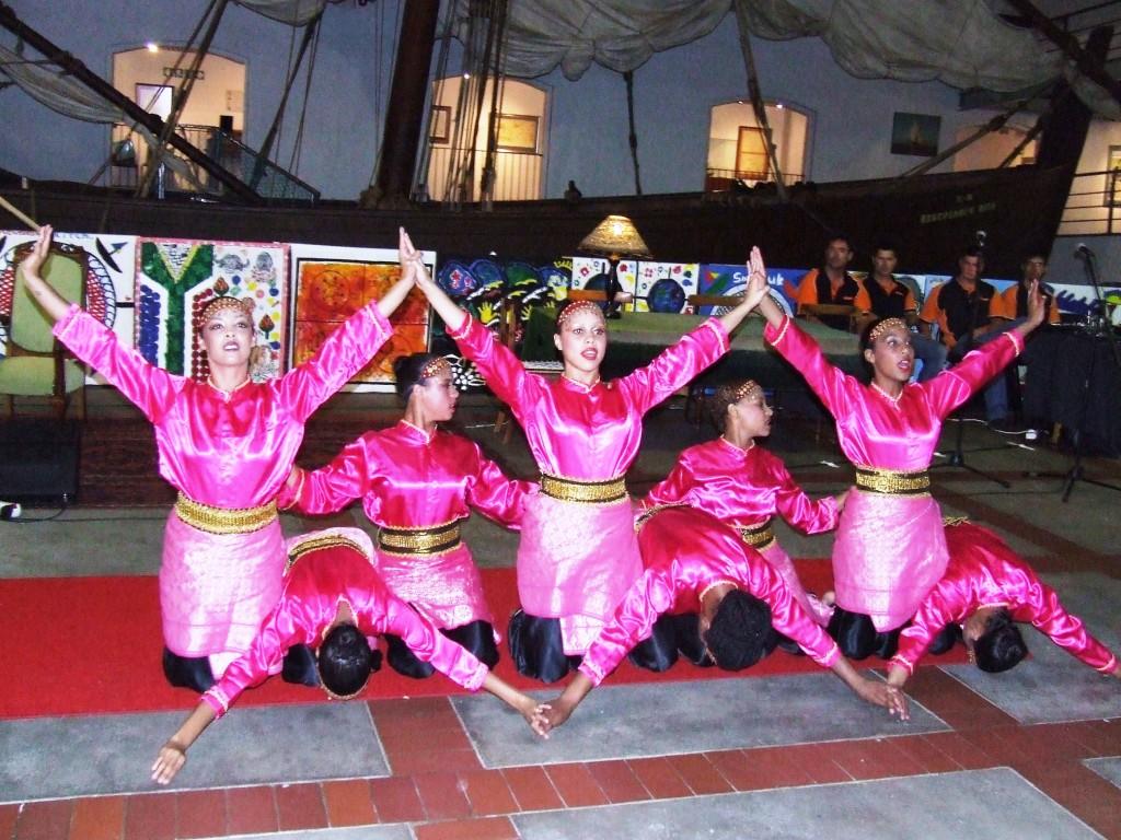 Indonesiese dansers 2