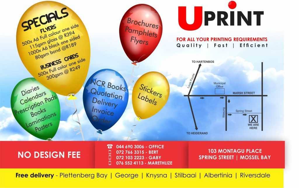 Uprint  For all your printing requirements
